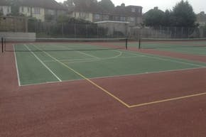 Northfleet Technology College | Hard (macadam) Tennis Court