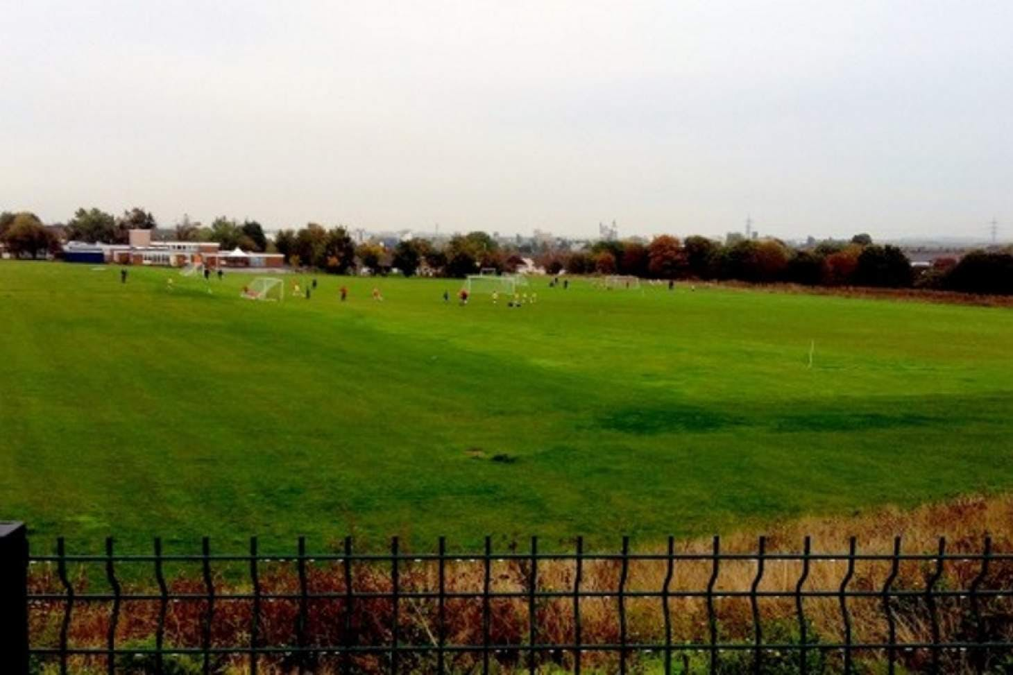 St John's Catholic Comprehensive School 11 a side | Grass football pitch