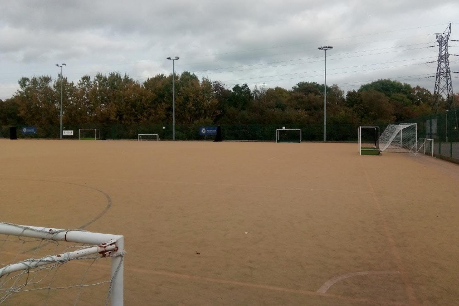 Hazelwick School 11 a side | Astroturf football pitch