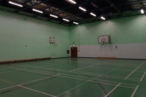 Hazelwick School | Indoor Basketball Court