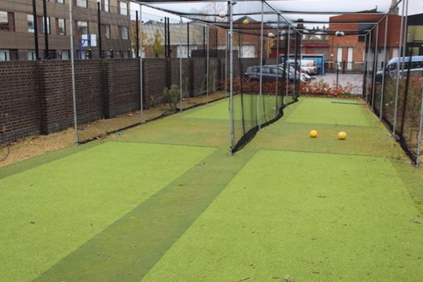 Ark All Saints Academy Nets | Artificial cricket facilities