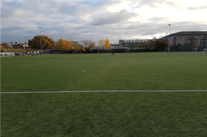 Ark Burlington Danes Academy | 3G astroturf Football Pitch