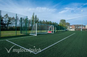 Irlam and Cadishead College | Astroturf Football Pitch