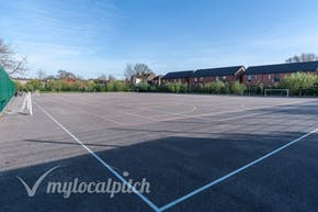 Irlam and Cadishead College | Hard (macadam) Netball Court