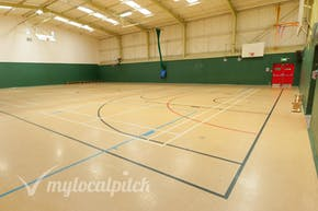 Swinton and Pendlebury Leisure Centre | Indoor Netball Court