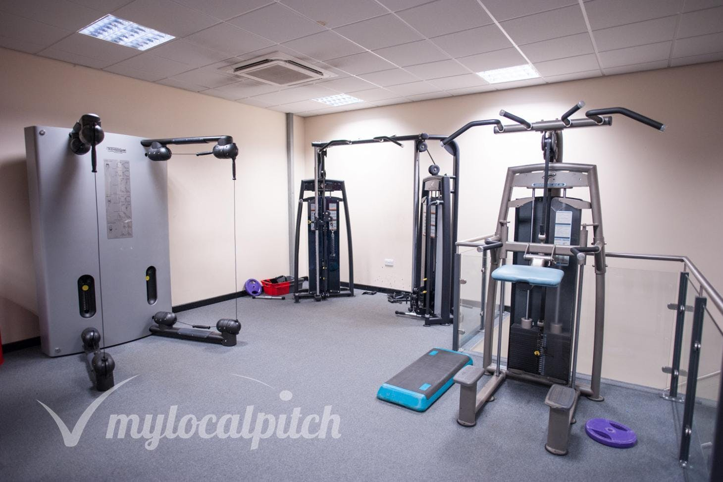Swinton and Pendlebury Leisure Centre Gym gym