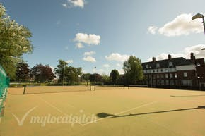 Furzedown Recreation Centre | Astroturf Tennis Court