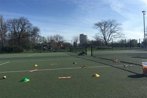 Larkhall Park | Hard (macadam) Tennis Court