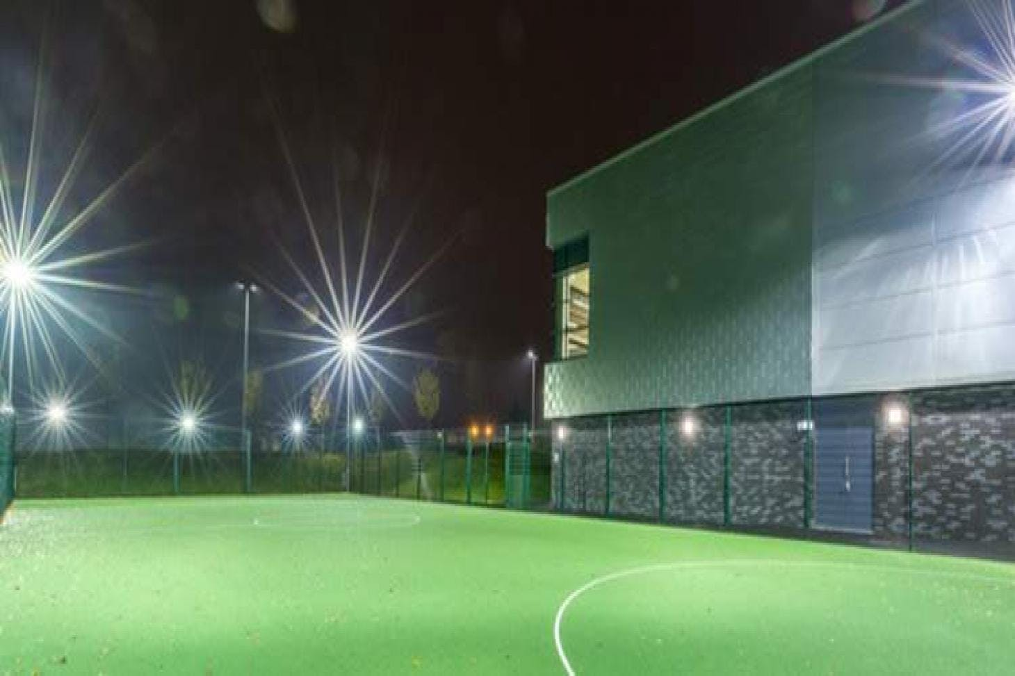 Waltham Forest Feel Good Centre 5 a side | Concrete football pitch