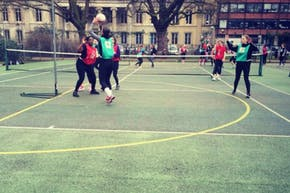 Lincoln's Inn Fields | Hard (macadam) Netball Court