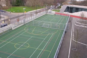 Evelyn Grace Academy | Hard (macadam) Netball Court