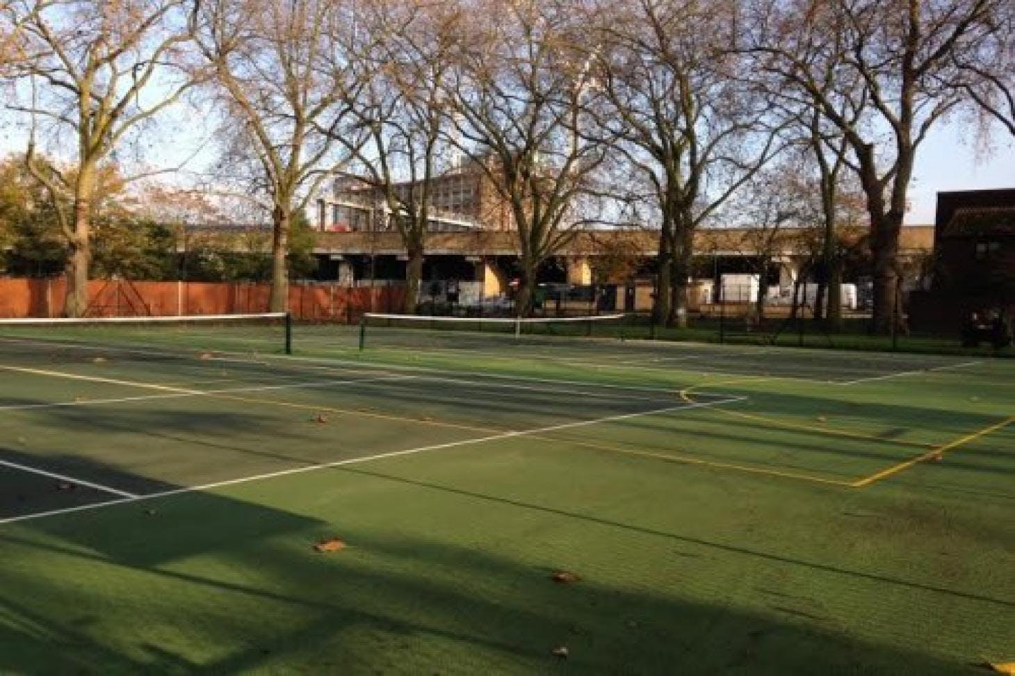 Archbishops Park Outdoor | Hard (macadam) netball court