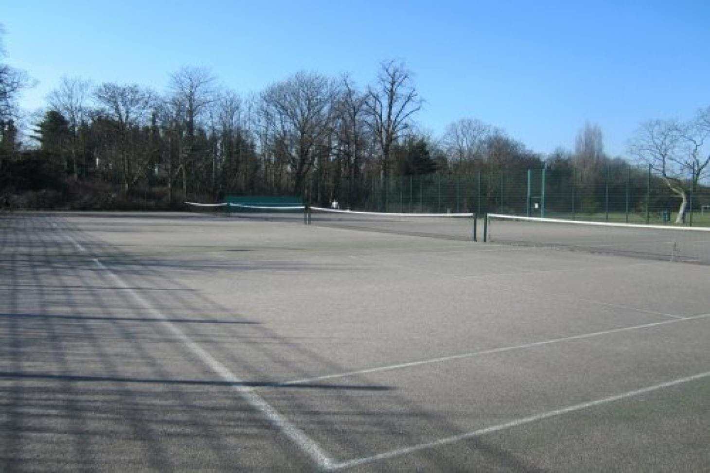 Belair Park Outdoor | Hard (macadam) tennis court