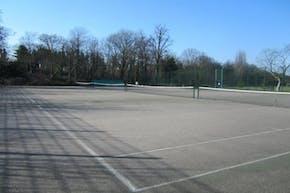 Belair Park | Hard (macadam) Tennis Court