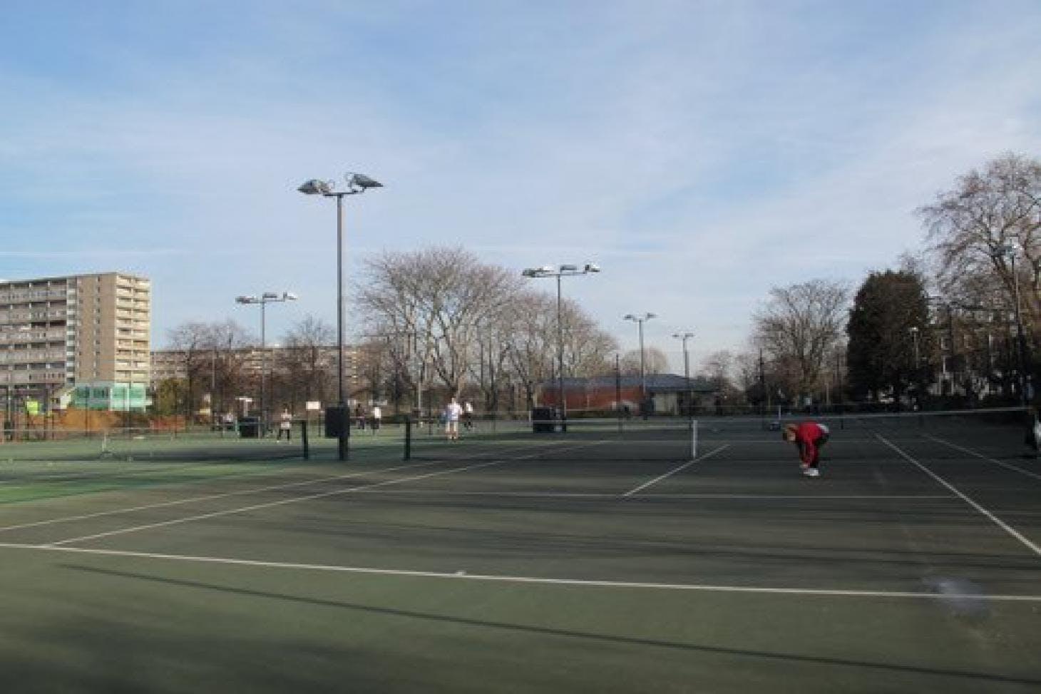 Burgess Park Outdoor | Hard (macadam) tennis court