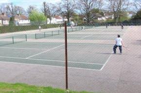 Southwark Park | Hard (macadam) Tennis Court