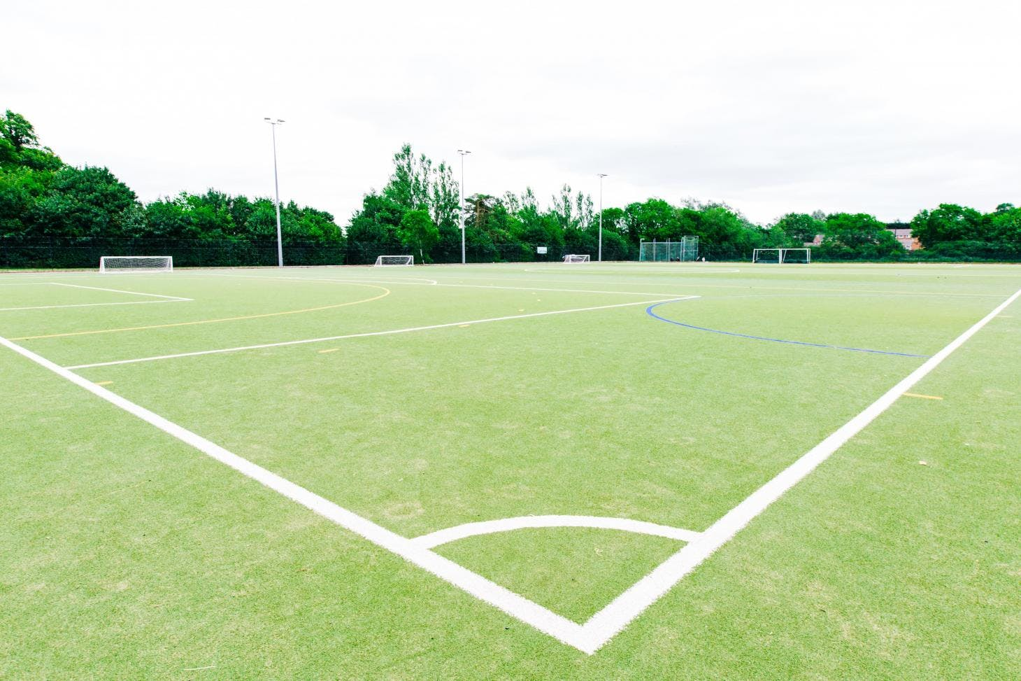 Swan Pool and Leisure Centre 7 a side   Astroturf football pitch