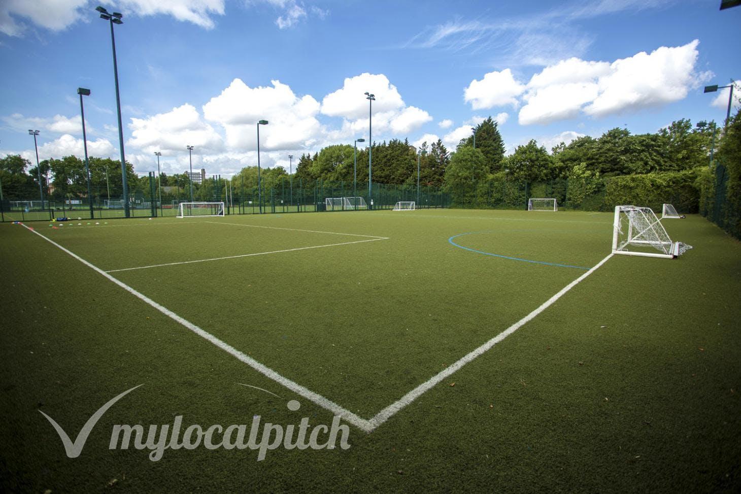 Paddington Recreation Ground 5 a side   3G Astroturf football pitch