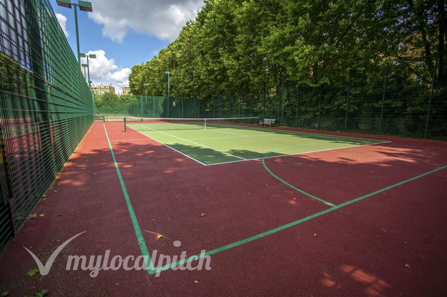 Paddington Recreation Ground Outdoor | Hard (macadam) netball court