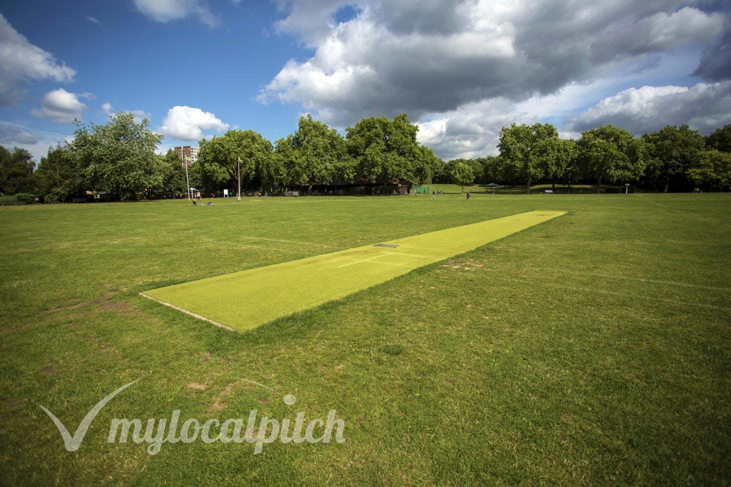 Paddington Recreation Ground Full size | Grass cricket facilities
