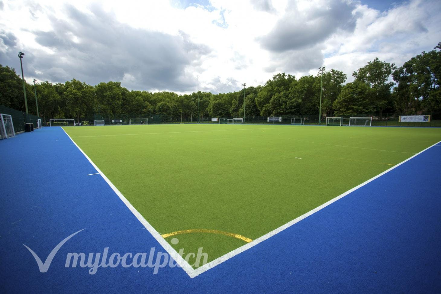 Paddington Recreation Ground Outdoor | Astroturf hockey pitch