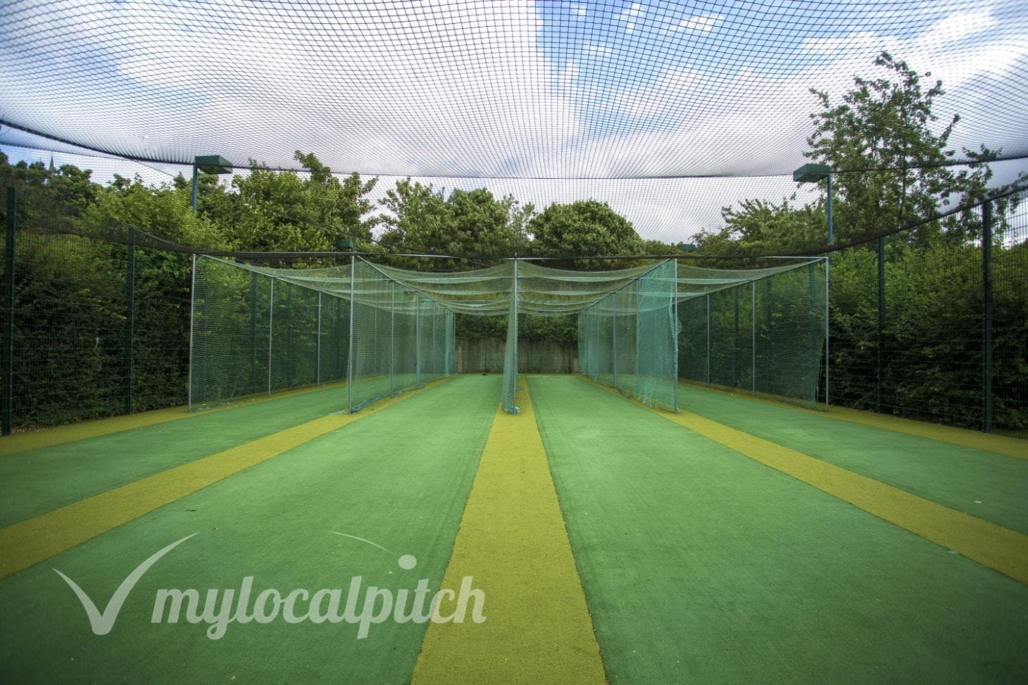 Paddington Recreation Ground Nets | Artificial cricket facilities