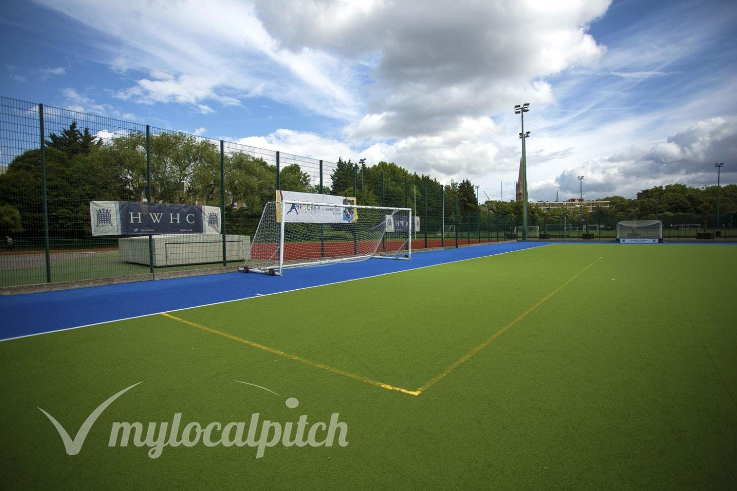 Paddington Recreation Ground 11 a side   Astroturf football pitch
