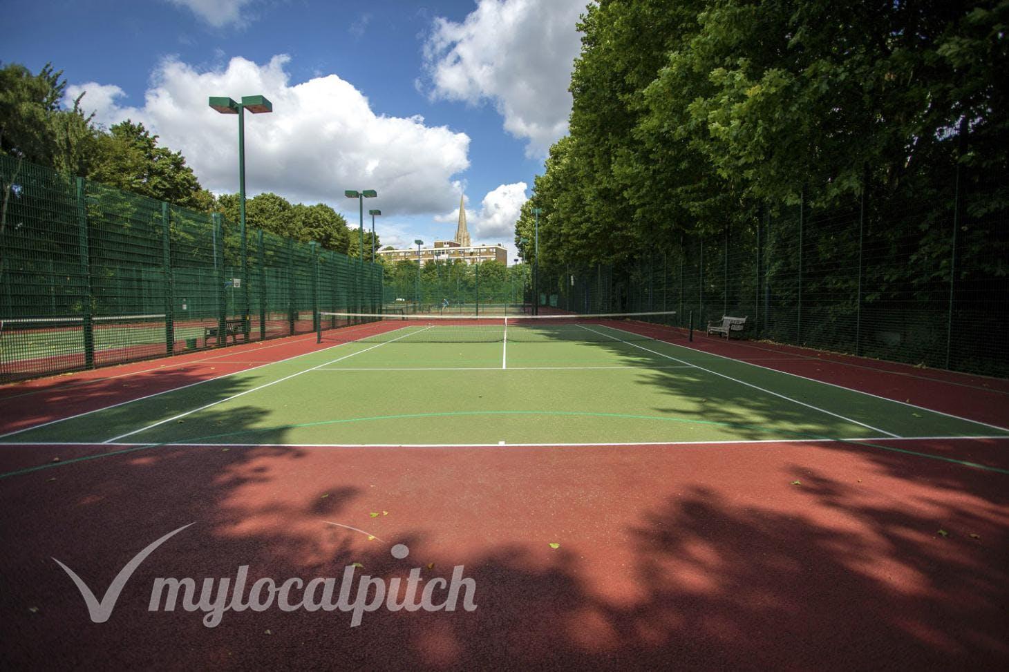 Paddington Recreation Ground Outdoor | Hard (macadam) tennis court
