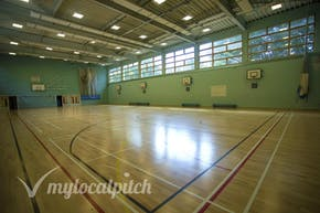 St Augustine's Sports Centre   Indoor Basketball Court