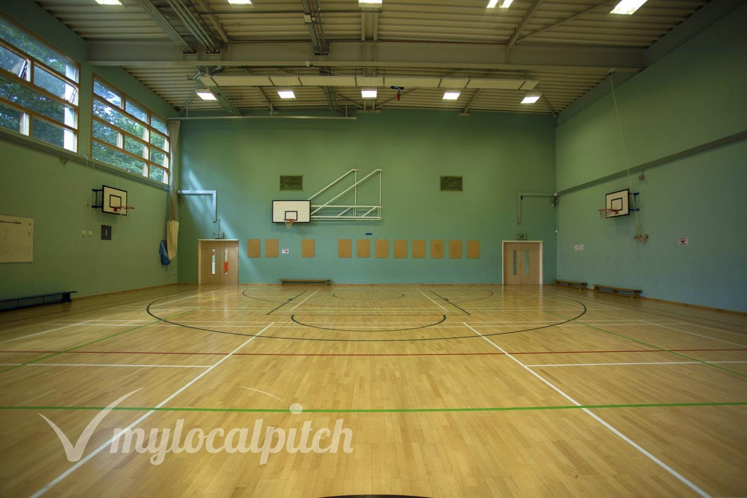 St Augustine's Sports Centre 5 a side | Indoor football pitch