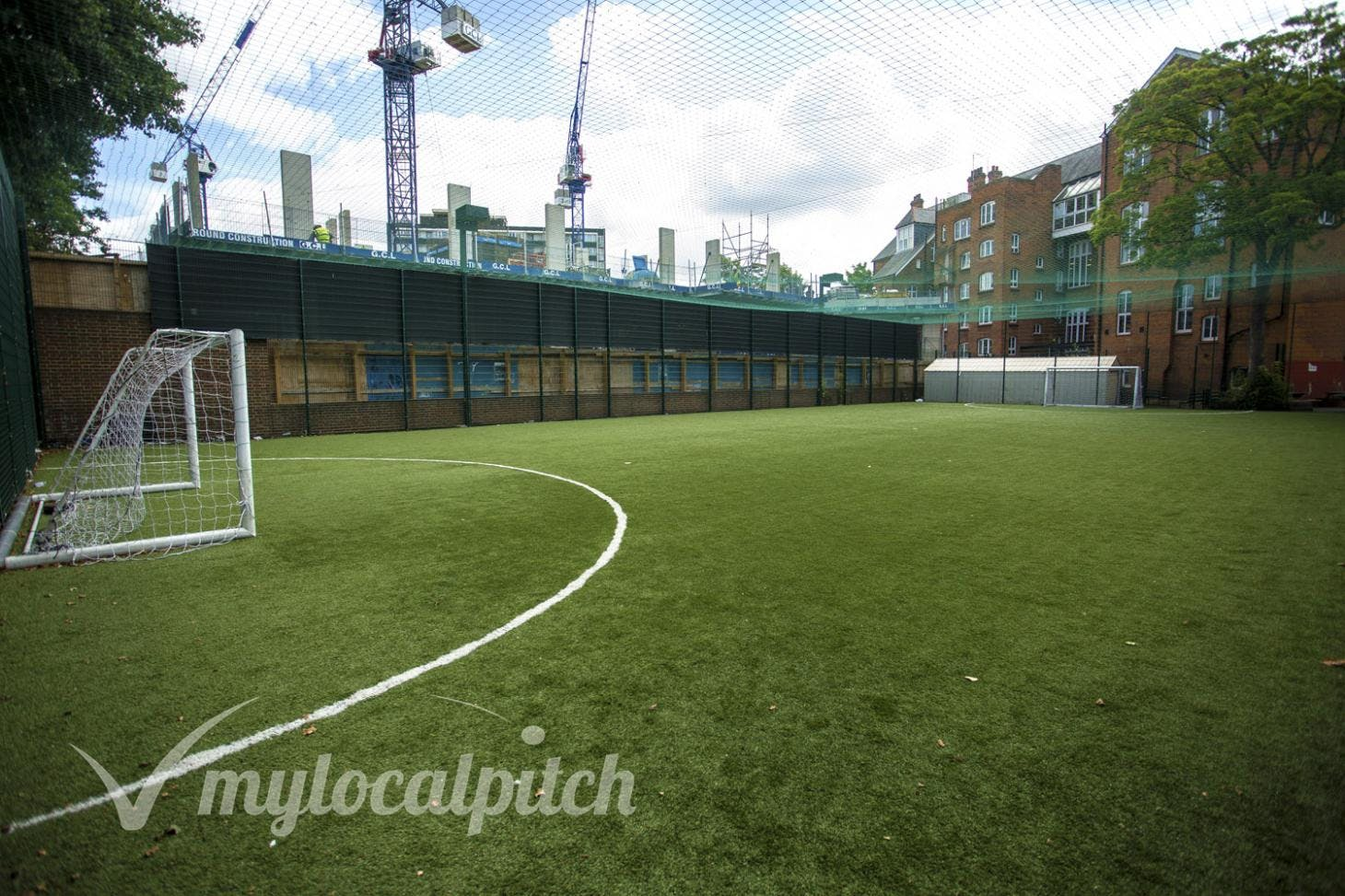 St Augustine's Sports Centre 5 a side | 3G Astroturf football pitch