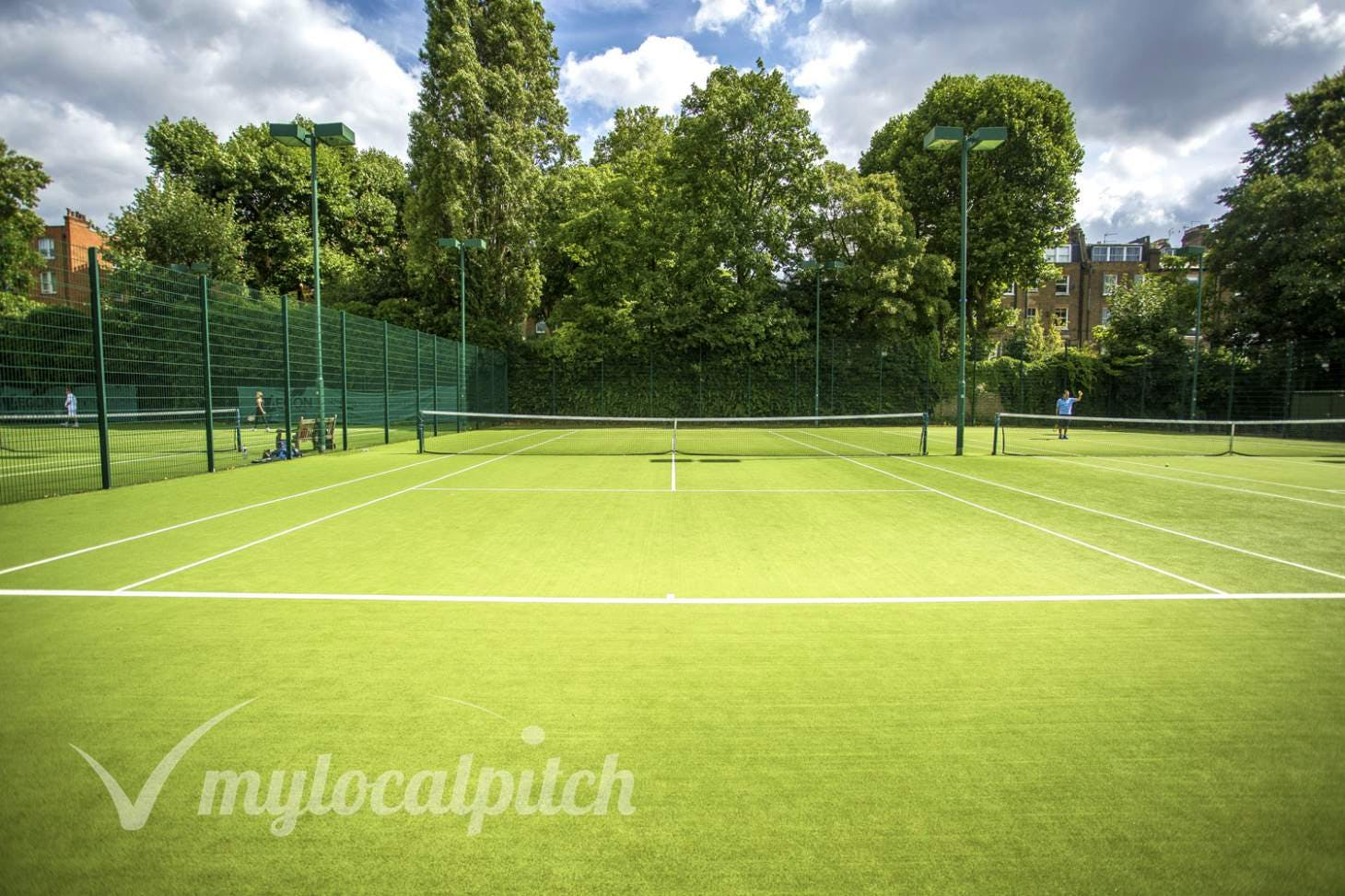 Paddington Recreation Ground Outdoor | Astroturf tennis court