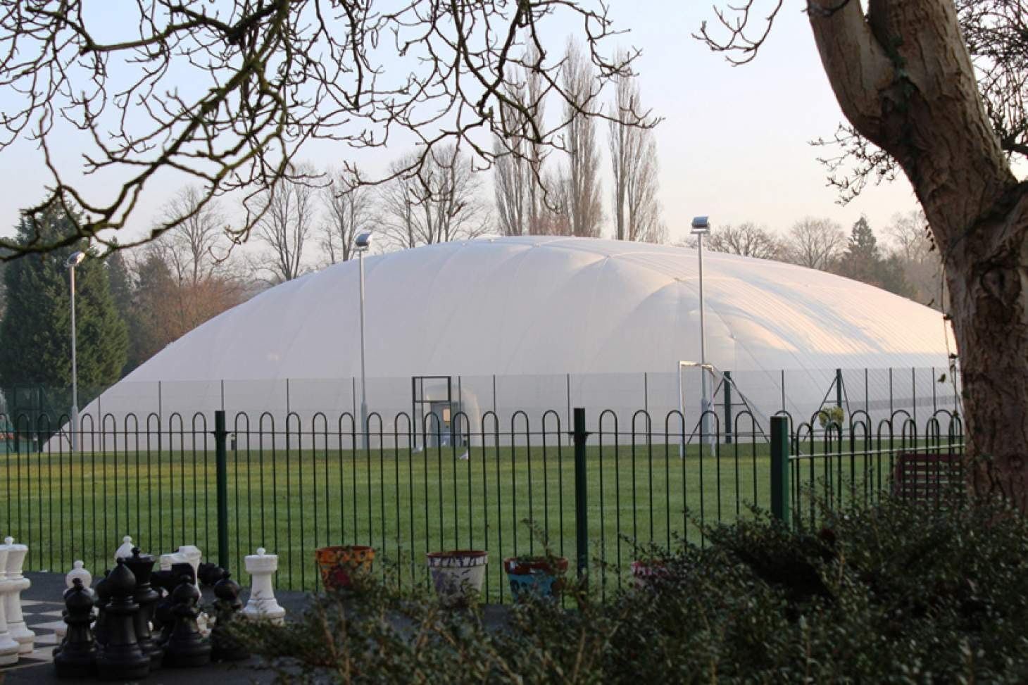 St Helen's Sports Complex Indoor | Hard tennis court