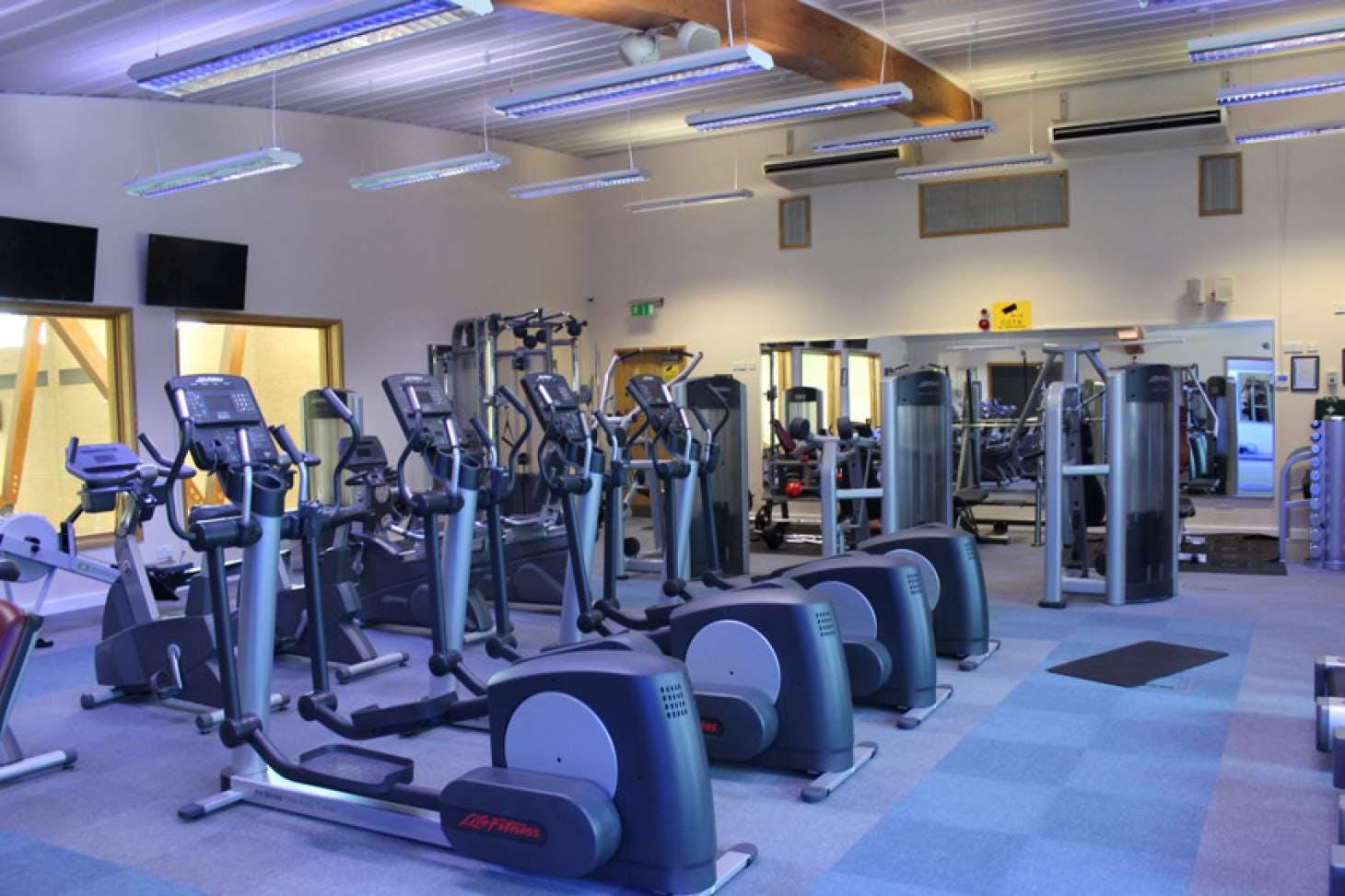 St Helen's Sports Complex Gym gym