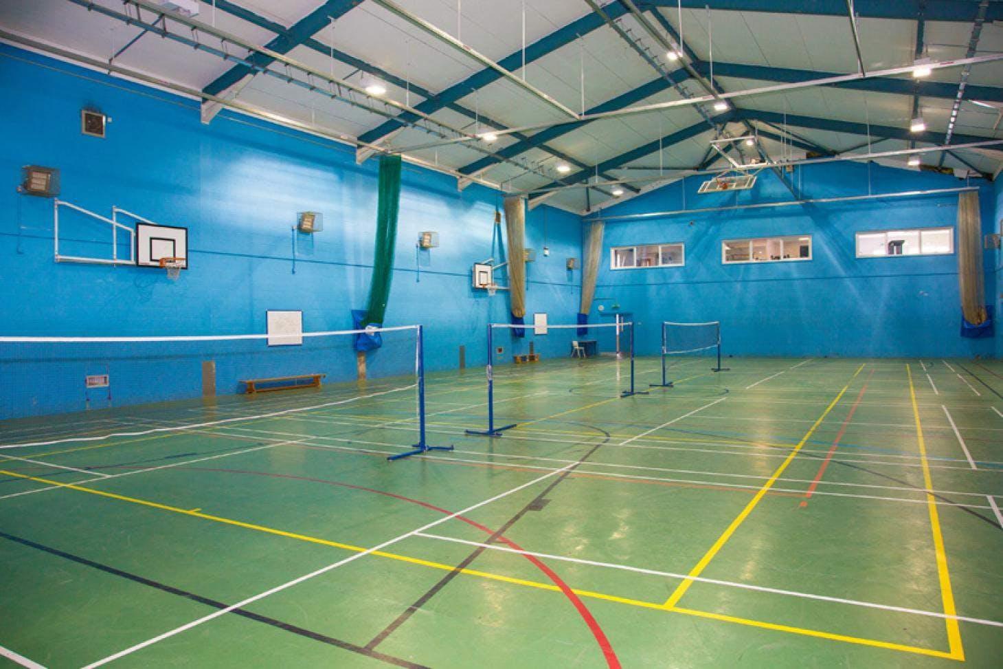 St Dunstan's College (St Dunstan's Enterprises) Indoor basketball court
