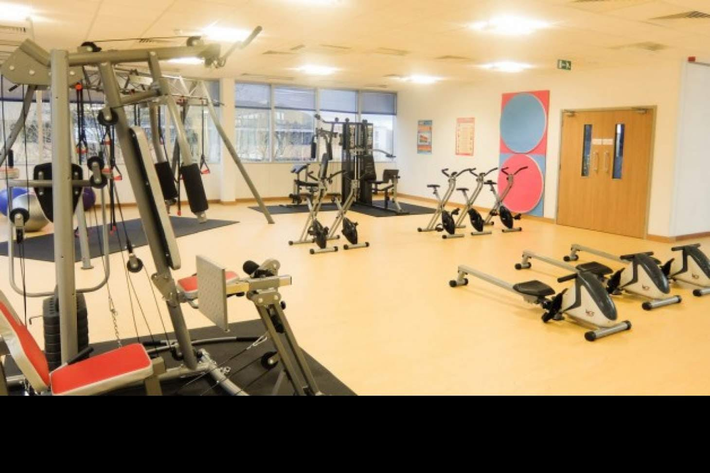 Elstree University Technical College Indoor gym