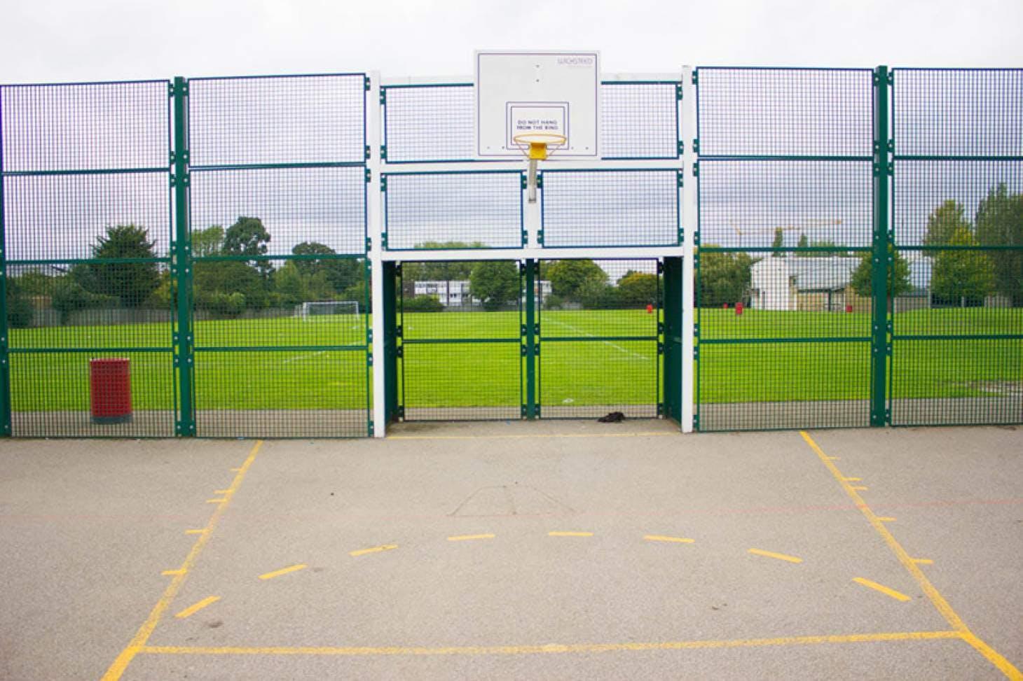 Queens Park Community School Outdoor | Hard (macadam) basketball court