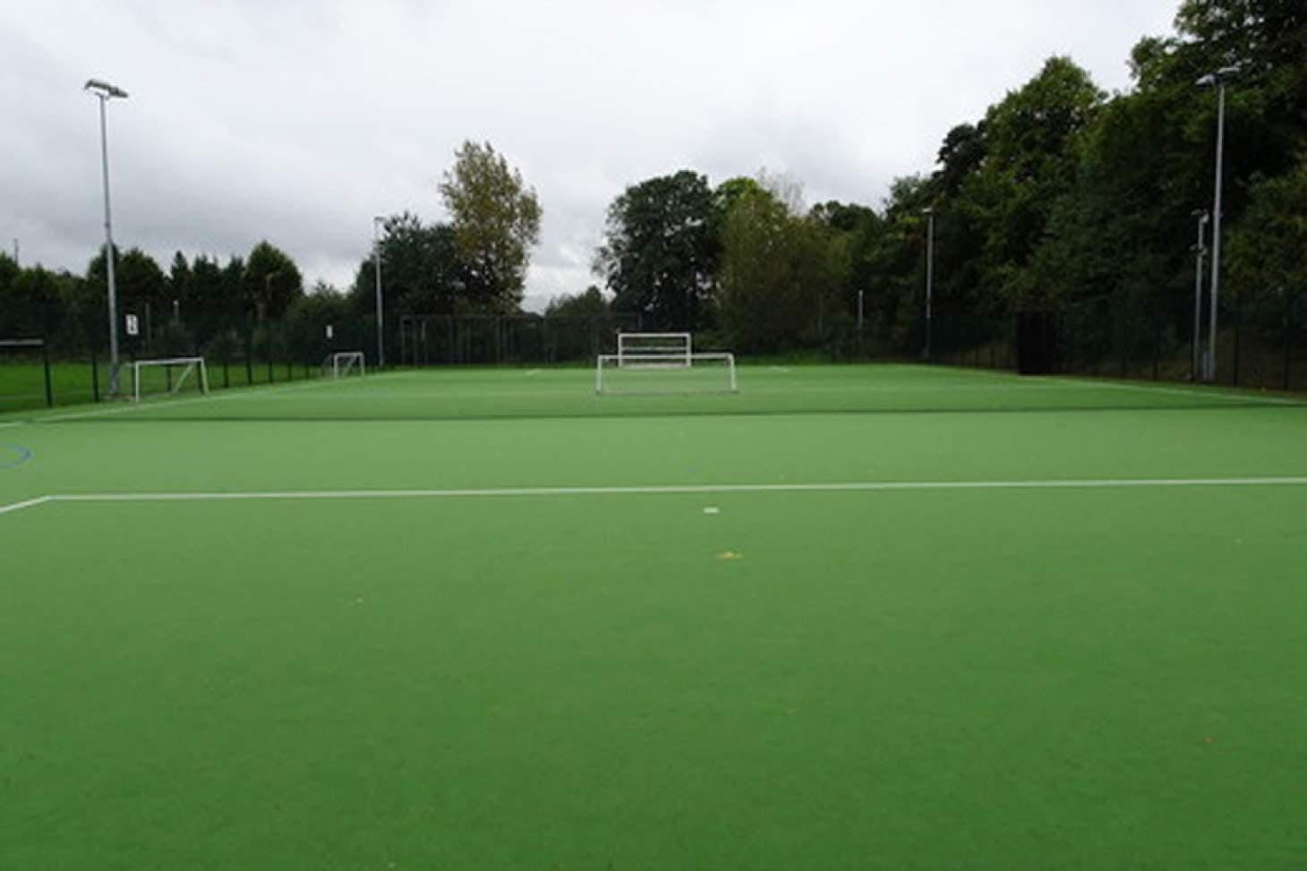 The Barlow RC High School Union | Astroturf rugby pitch