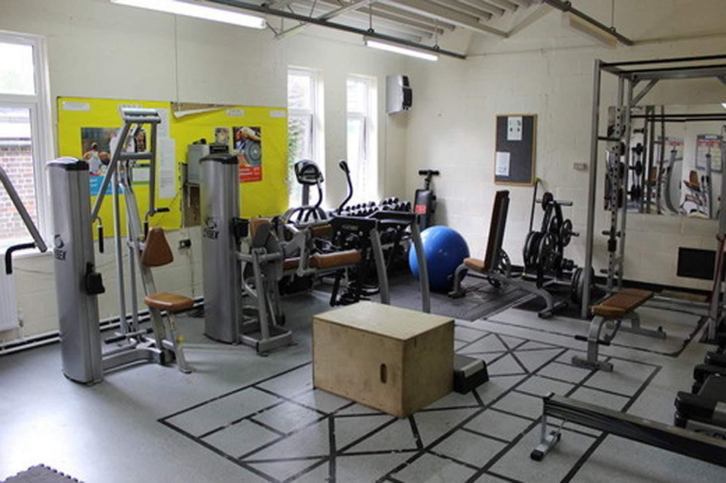 Ravens Wood School Indoor gym