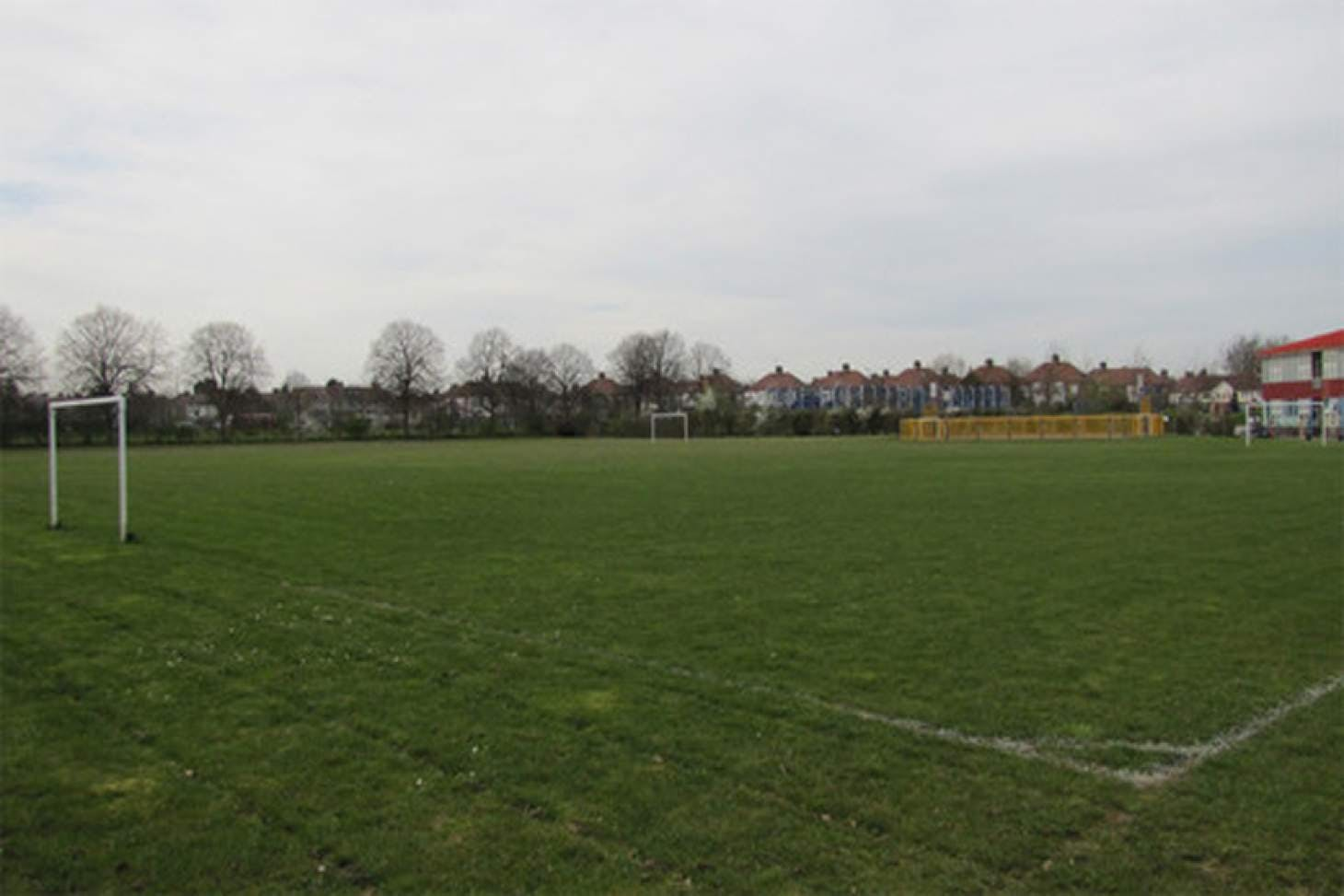Wilbury Primary School Full size | Grass cricket facilities