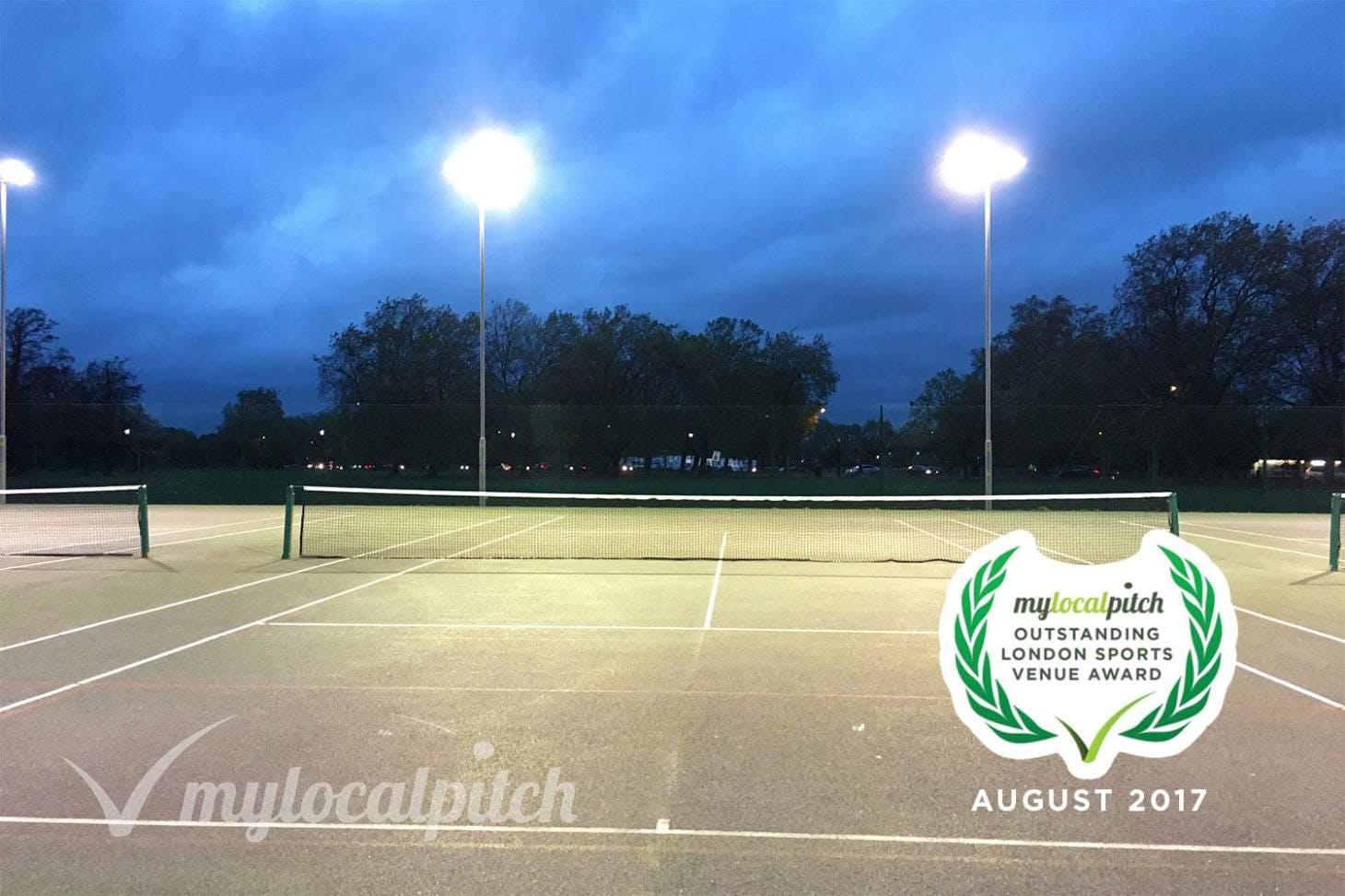 Clapham Common Outdoor | Hard (macadam) tennis court