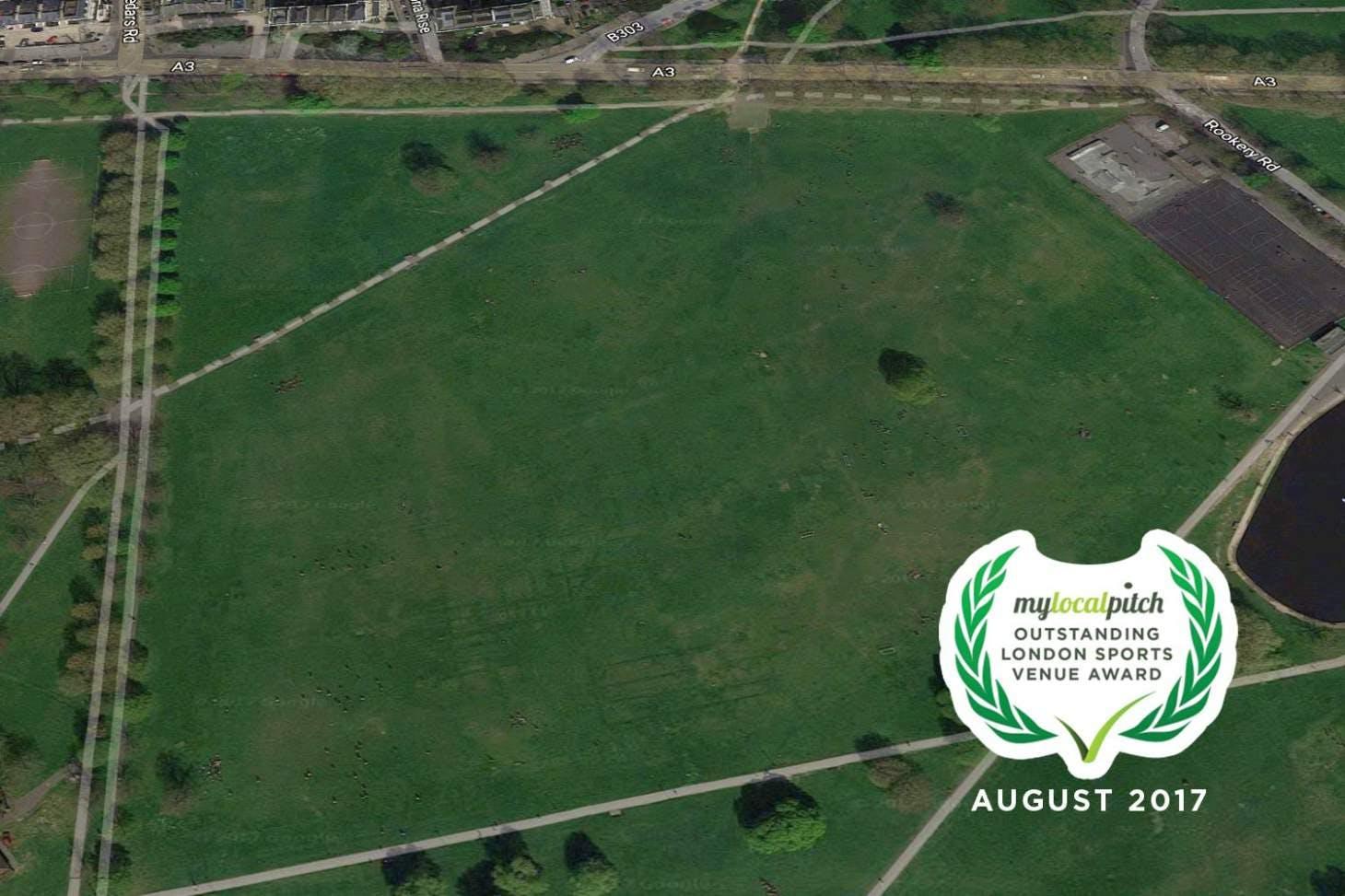 Clapham Common Full size | Grass cricket facilities