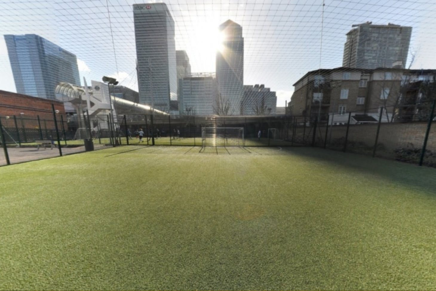 Tower Hamlets College 5 a side | 3G Astroturf football pitch