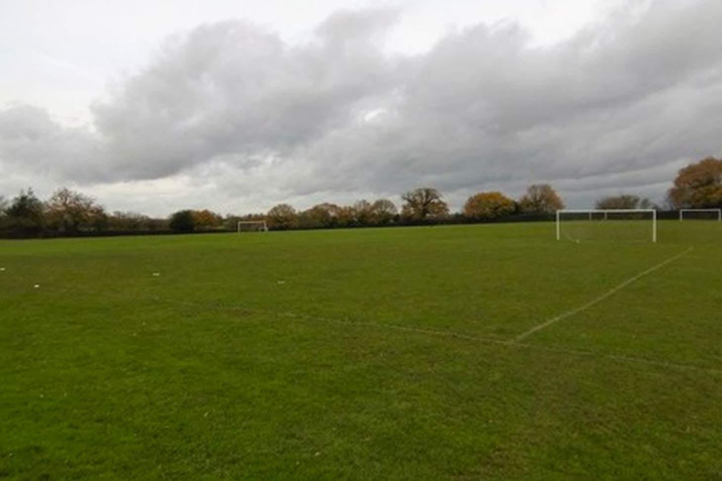St Albans Girls' School 9 a side | Grass football pitch