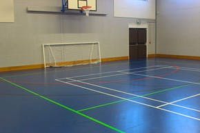 Newlands Academy | Hard Badminton Court