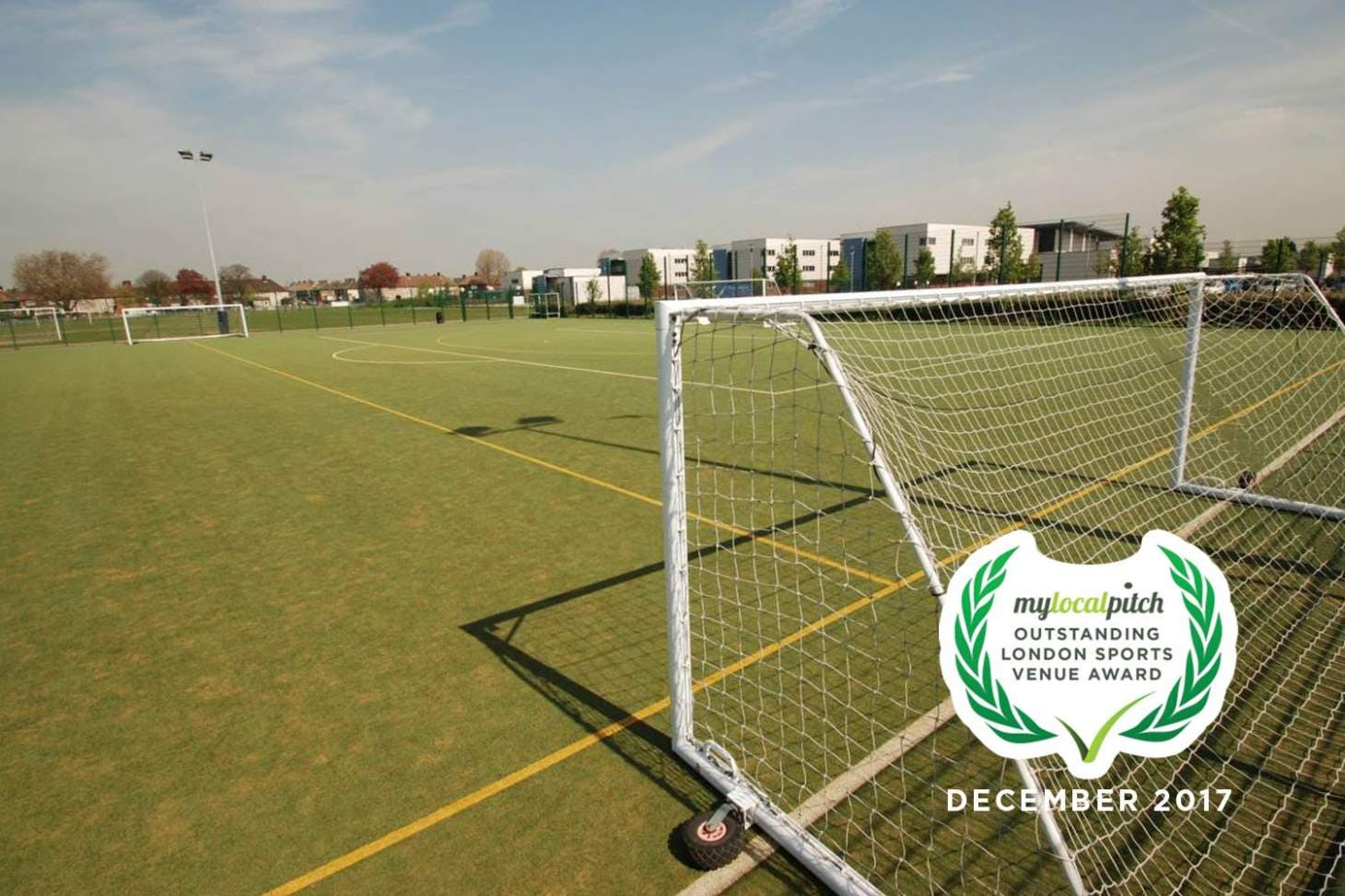 Castle Green Leisure Centre 5 a side | Astroturf football pitch