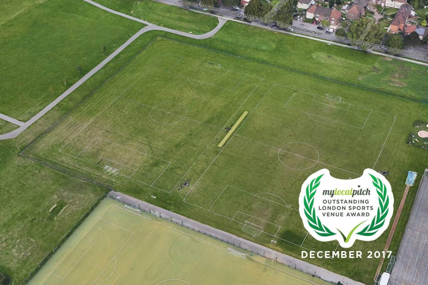 Castle Green Leisure Centre 11 a side | Grass football pitch