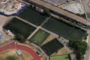 Mile End Park Leisure Centre and Stadium | Hard (macadam) Tennis Court