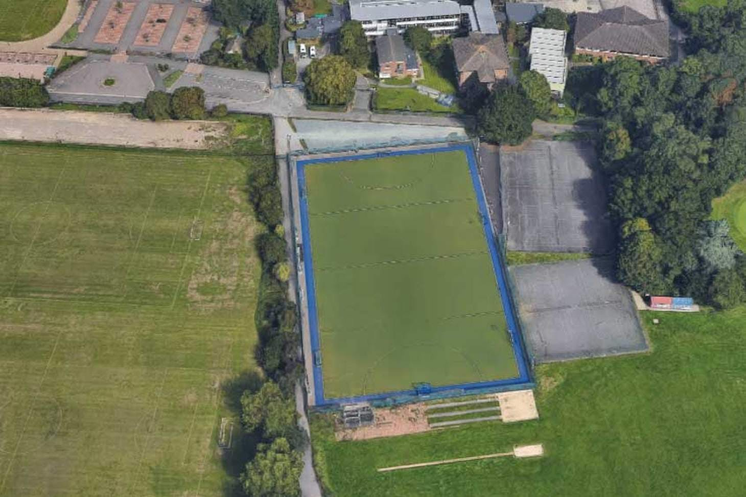 Langley Park Sports Centre 5 a side | Astroturf football pitch