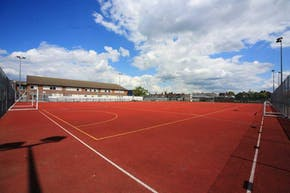 Nightingale Academy | Hard (macadam) Netball Court